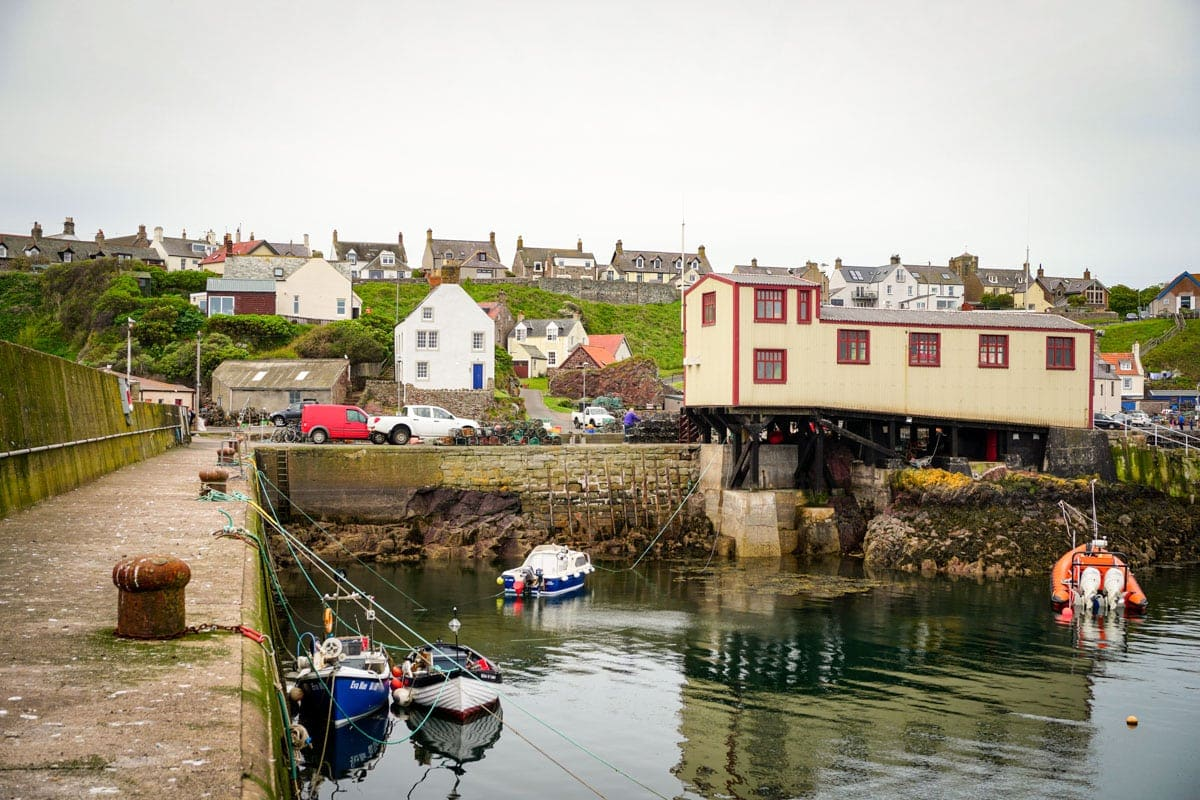 Edinburgh to St Abbs: How to Plan Your Perfect Day Trip