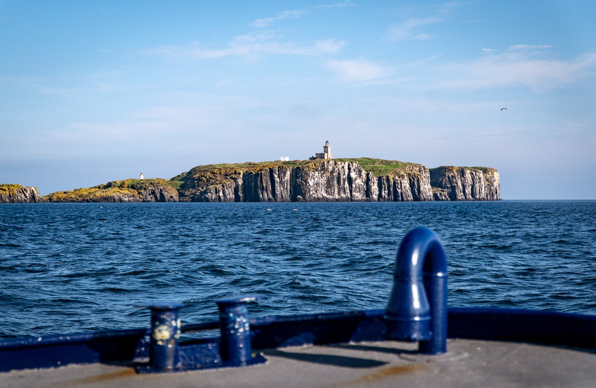 A Magical Day Trip to the Isle of May in Scotland
