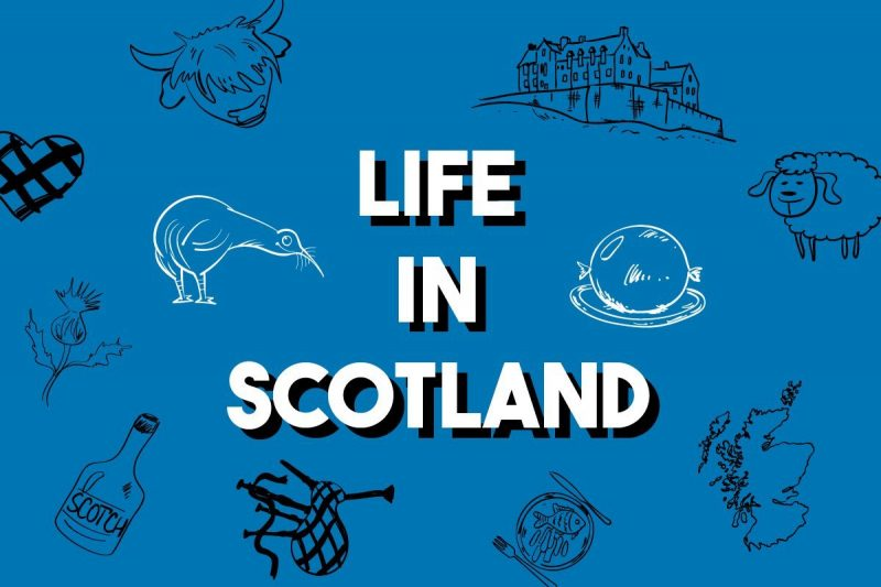 life in scotland podcast