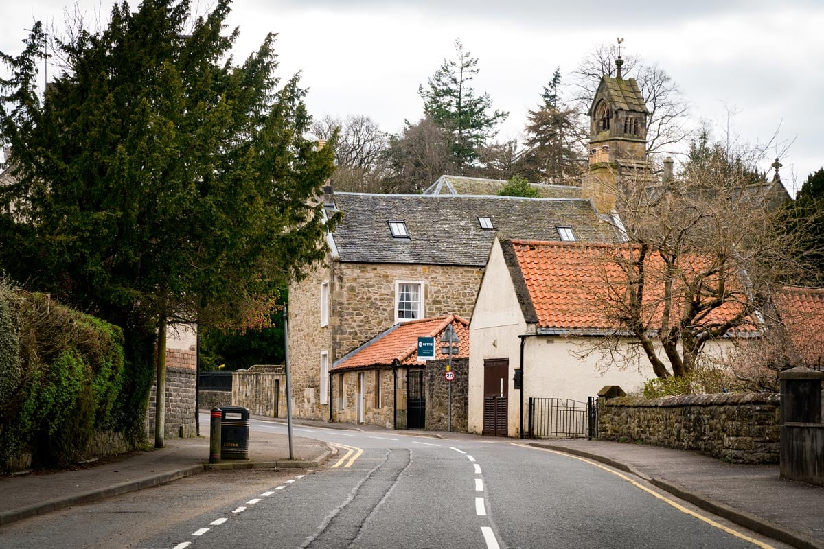 A Guide to the Historic Village of Mid Calder