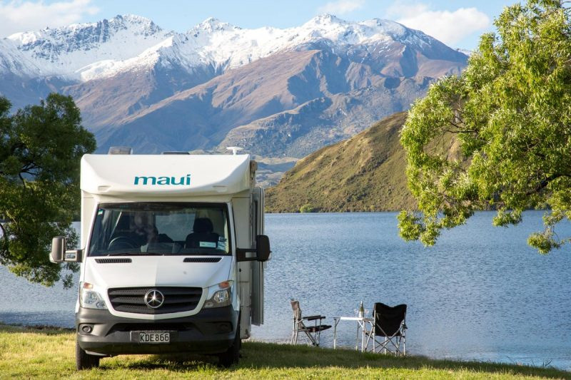camping for families in new zealand