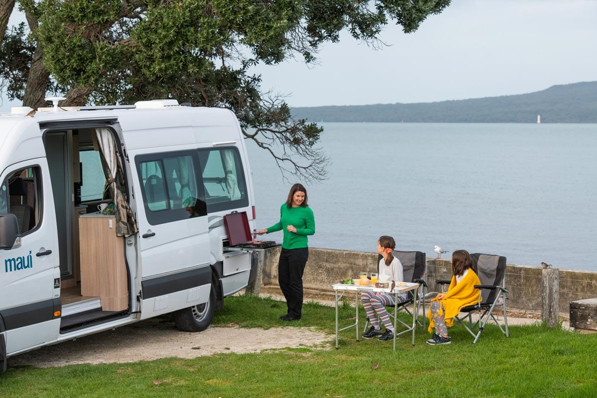 12 Best Camping Spots for Families in New Zealand